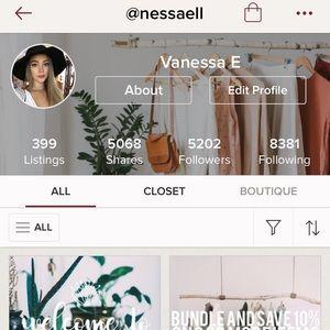 Meet your Posher, Vanessa